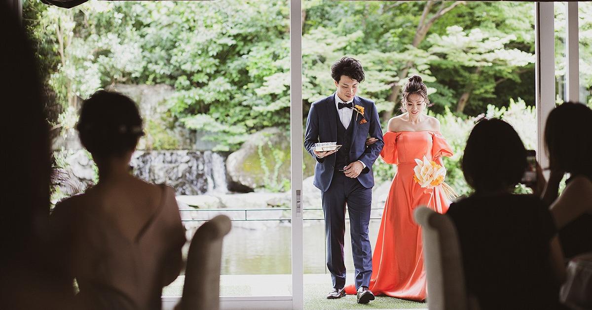 お色直しは何色を纏う?イマドキ花嫁が選ぶ最新カラードレス9選