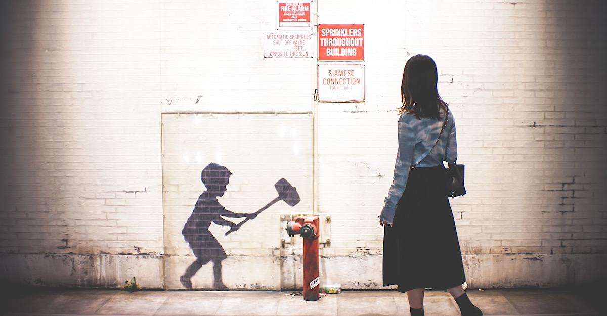 秋デート|五感で楽しむアート!「バンクシーって誰?展」の魅力とは?【チケットプレゼント】