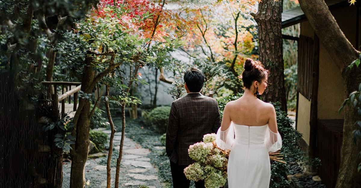 結婚式に最も人気の季節!おしゃれな秋ウェディングを叶えるポイントとは?
