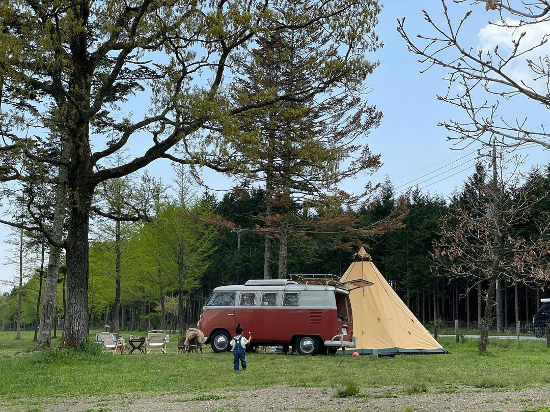 ファミリーキャンプ